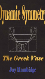 dynamic symmetry the greek vase_cover