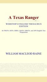 A Texas Ranger_cover