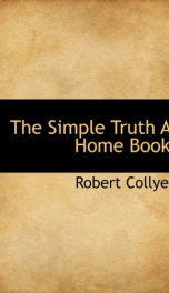the simple truth a home book_cover