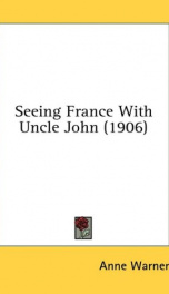 seeing france with uncle john_cover