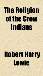 the religion of the crow indians_cover