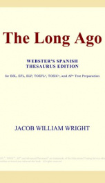 The Long Ago_cover