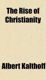 the rise of christianity_cover