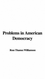 Problems in American Democracy_cover