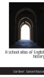 a school atlas of english history_cover