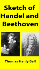 Sketch of Handel and Beethoven_cover