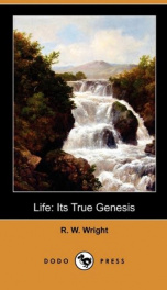 Life: Its True Genesis_cover