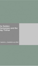 the golden chersonese and the way thither_cover