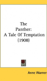 the panther a tale of temptation_cover