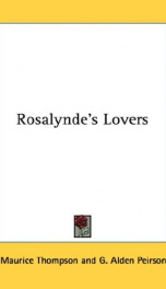 rosalyndes lovers_cover