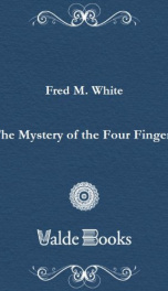The Mystery of the Four Fingers_cover