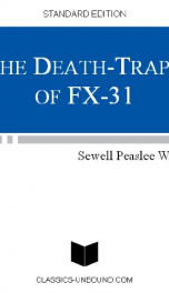 The Death-Traps of FX-31_cover