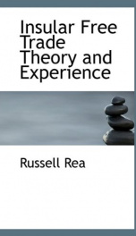 insular free trade theory and experience_cover