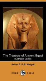 The Treasury of Ancient Egypt_cover