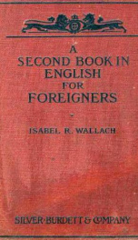 a second book in english for foreigners_cover