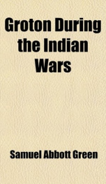 groton during the indian wars_cover
