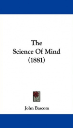 the science of mind_cover