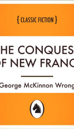 The Conquest of New France_cover