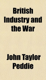 british industry and the war_cover