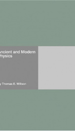 Ancient and Modern Physics_cover