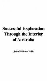 Successful Exploration Through the Interior of Australia_cover