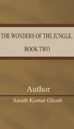The Wonders of the Jungle, Book Two_cover