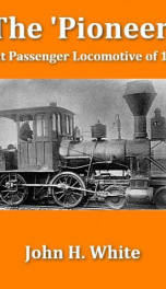 The 'Pioneer': Light Passenger Locomotive of 1851_cover