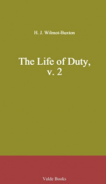 The Life of Duty, v. 2_cover
