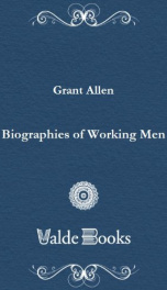 Biographies of Working Men_cover