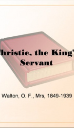 christie the kings servant_cover