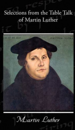Selections from the Table Talk of Martin Luther_cover