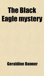 the black eagle mystery_cover