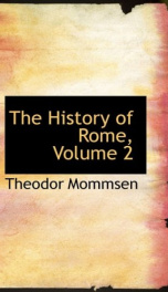 the history of rome volume 2_cover