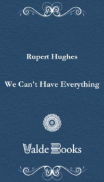 We Can't Have Everything_cover