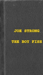 Joe Strong, the Boy Fish_cover