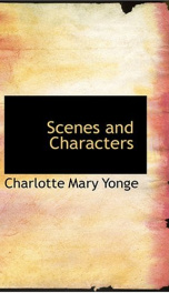 Scenes and Characters_cover