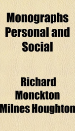 monographs personal and social_cover