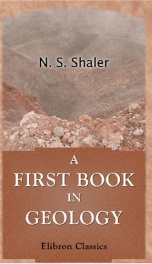 a first book in geology designed for the use of beginners_cover