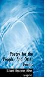 poetry for the people and other poems_cover