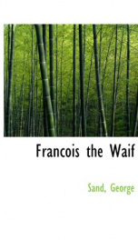 francois the waif_cover