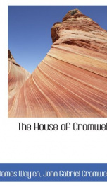 the house of cromwell_cover
