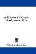 a history of greek sculpture_cover