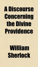 a discourse concerning the divine providence_cover
