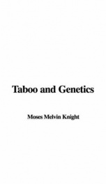 Taboo and Genetics_cover