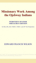 Missionary Work Among the Ojebway Indians_cover