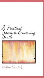 a practical discourse concerning death_cover