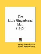 The Little Gingerbread Man_cover