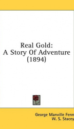 real gold a story of adventure_cover