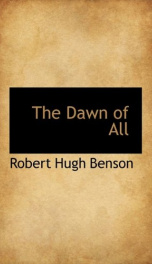 the dawn of all_cover