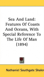 sea and land features of coasts and oceans with special reference to the life_cover